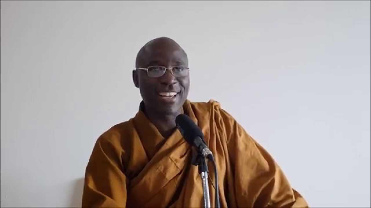 Cita-cita Bhikkhu Pertama di Uganda