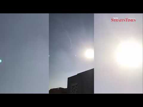 Saudi-led coalition says intercepts ballistic missile over Riyadh – State media