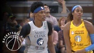 [WNBA] Chicago Sky vs Minnesota Lynx, Full Game Highlights, August 27, 2019