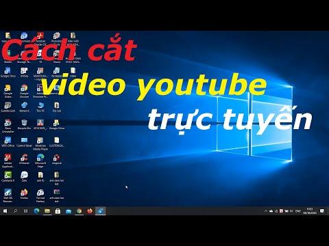 CÁCH CẮT VIDEO TRÊN YOUTUBE_BẰNG TRÌNH CHỈNH SỬA VIDEO
