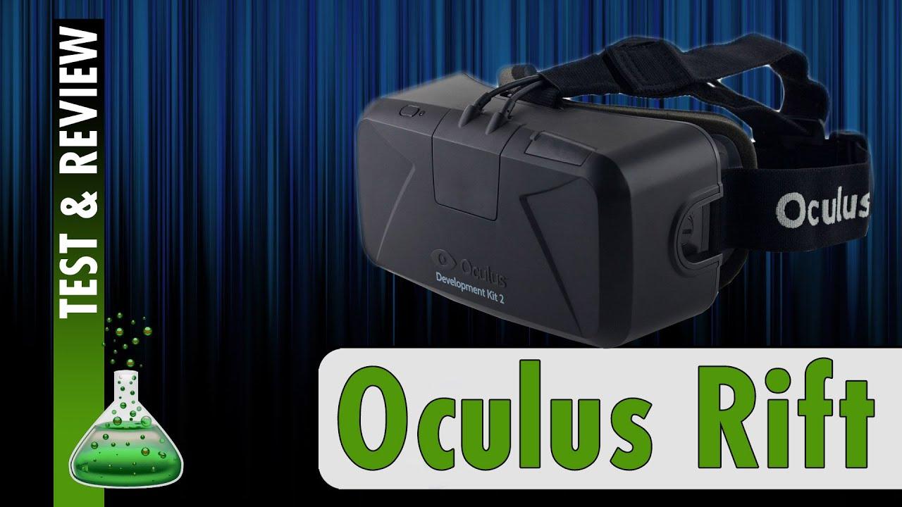 Oculus Rift DK2 - Unboxing e novità - YouTube