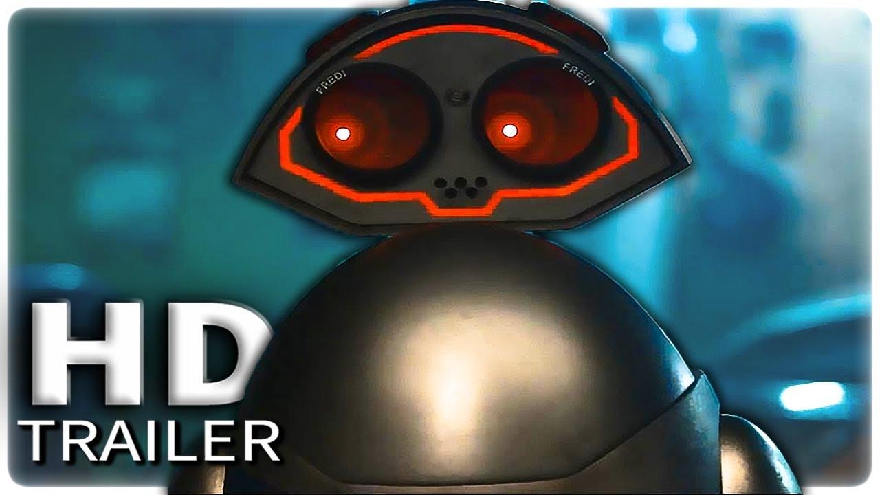 F R E D I Official Trailer 2017 E T Inspired Future Robotics