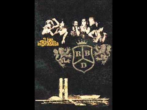 RBD - Live In Brasilia - 09 Bésame Sin Miedo [DVD]