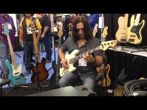 Tony Puleo at NAMM