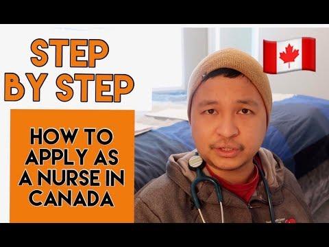 PAANO MAGING NURSE (RN) SA CANADA? STEP By STEP! #canadanurse #buhaycanada #RNcanada