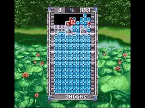 Tetris 19ライン