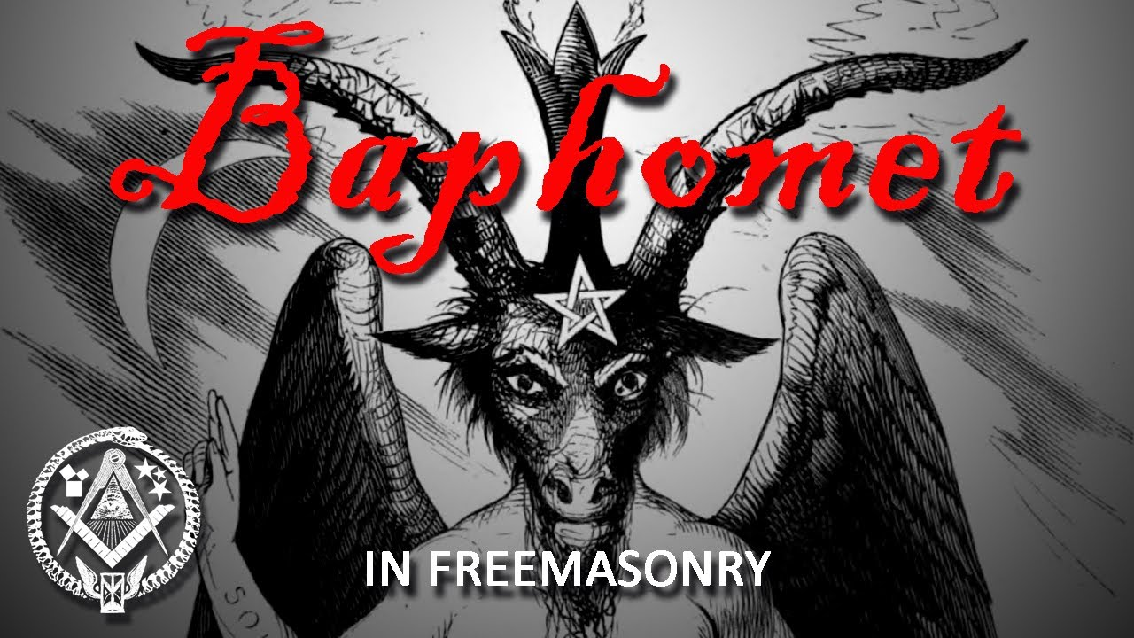 Baphomet – Symbols and Symbolism   Freemason Information