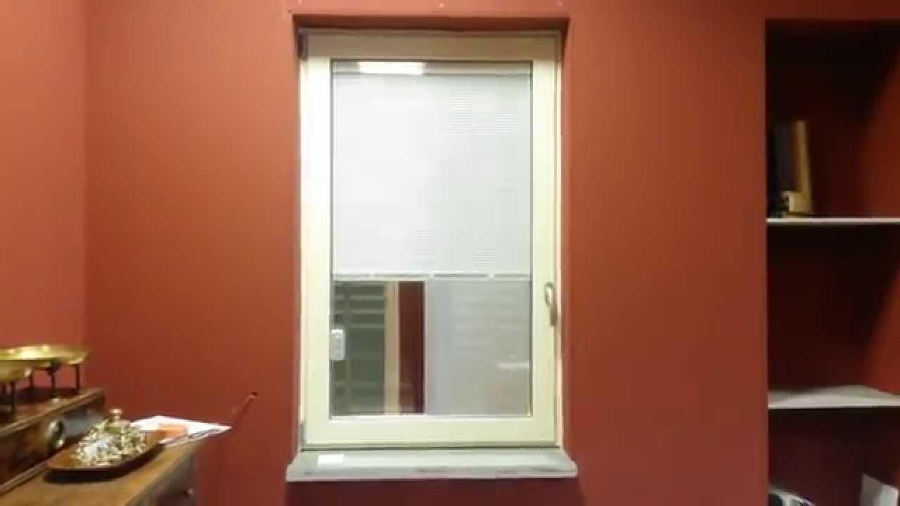 Veneziana interna al doppio vetro automatica youtube - Vetri termici per finestre prezzi ...