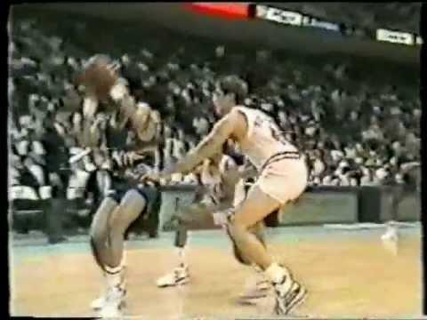 Alex English (51pts/10asts) vs. Heat (1989)
