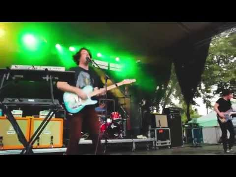 The Wombats - Moving To New York / KERET AV Live @ BPES