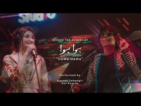 BTS, Hawa Hawa, Gul Panrra & Hassan Jahangir, Coke Studio Season 11, Episode 6