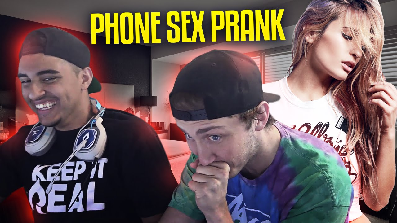 Phone Sex Prank 110