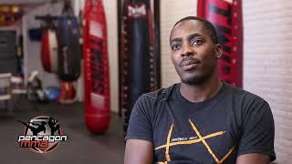 Pentagon MMA Student Spotlight: Oluwole Okunseinde