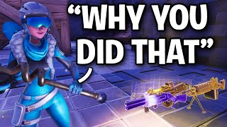 I got scammed! 😞 So I did this... 😈🤣 (Scammer Get Scammed) Fortnite Save The World