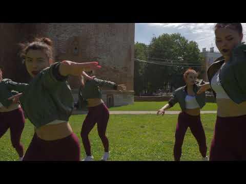 J BALVIN,JEON & ANITTA - MACHIKA | DANCEHALL CHOREO | INSIDE DANCE STUDIO | SMOLENSK
