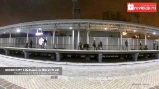 mIXBERRY LifeCamera UltraHD 4K