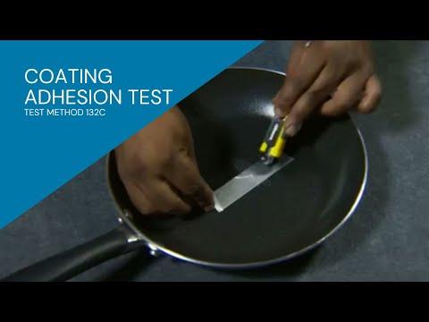 Coating Adhesion Test _ Whitford Test Method 132C