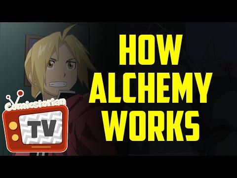 Full Metal Alchemist - How Does Alchemy Work?