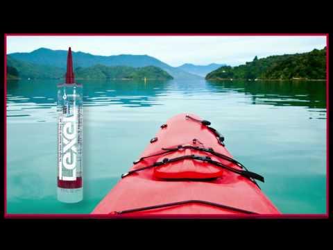 Sashco's Lexel - The Tough Elastic Sealant For Every Job