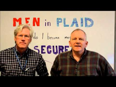 Maunder and Hunter: How do I become more secure?