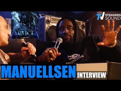 MANUELLSEN Interview | MB ICE, Animus, Bushido, Twin, Berlin & NRW | TV Strassensound