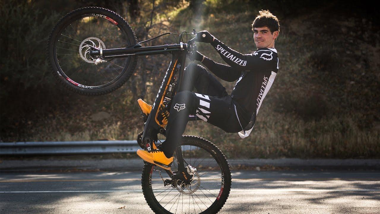 Red Bull Mountain Bike >> Fast Life with Loïc Bruni | Season 1 Trailer - YouTube