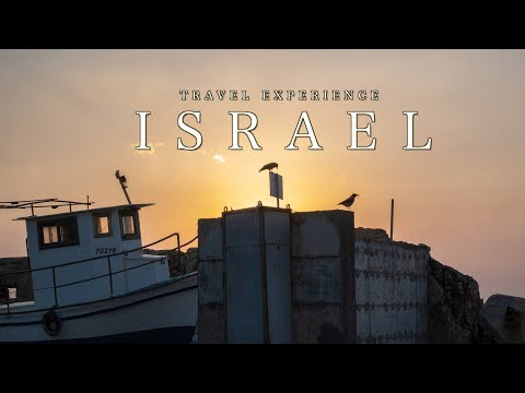 ISRAEL TRAVEL EXPERIENCE with SONY RX100 V