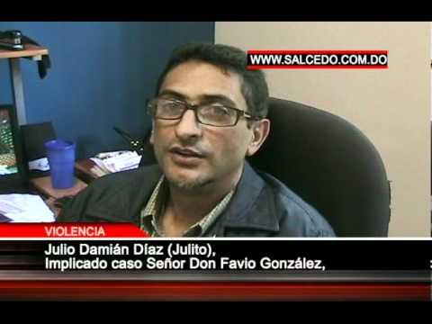 implicado robo y atraco casa don favio Gonzalez