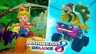 BUSCANDO LA PEOR COMBINACIÓN DE MARIO KART 8 DELUXE | Nintendo Switch