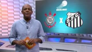 Globo Esporte | Corinthians tem tabela difícil no Brasileirão para provar sua força | 31/05/2017