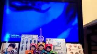 YouTube Captureから Kis-My-Ft2のLet it Burnのフルver.です! 音悪い...