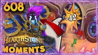 To Err Is Human...!! | Hearthstone Daily Moments Ep. 608