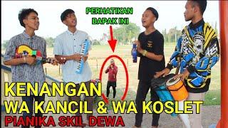 Download lagu Kenangan Wa Kancil & Wa Koslet - Pianika Skil Dewa Montal Mantul (Tarling Terpopuler 2019)