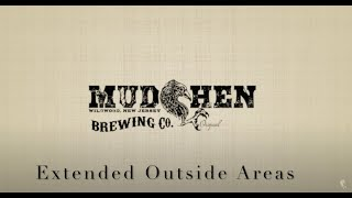 Mudhen Brewing Company: NEW outside seating