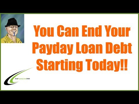 Best Debt Consolidation For Payday Loans
