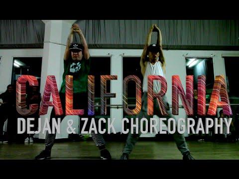 California (REMIX)  | Choreography by: Dejan Tubic & Zack Venegas