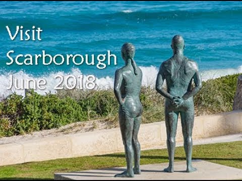 Scarborough Beach And Hotel Rendezvous Tour - Western Australia June 2018