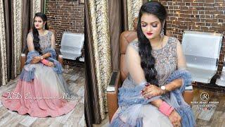 HD Engagement Bride || Best Beauty Parlour in Auraiya || Ratna Beauty Parlour