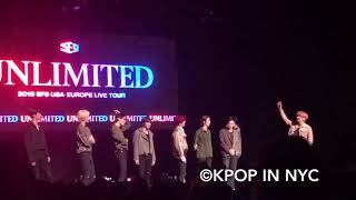 SF9 에스에프나인 in New York 2019.04.21 Ment Limited Moment Baby S…