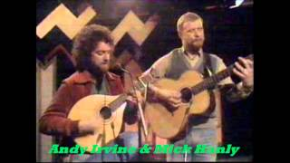 Mick Hanly & Andy Irvine:  Molly Bawn  -  Live, 1978.