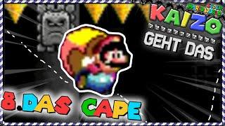 Kaizo geht das! - Was Mario mit Cape so alles kann | #8