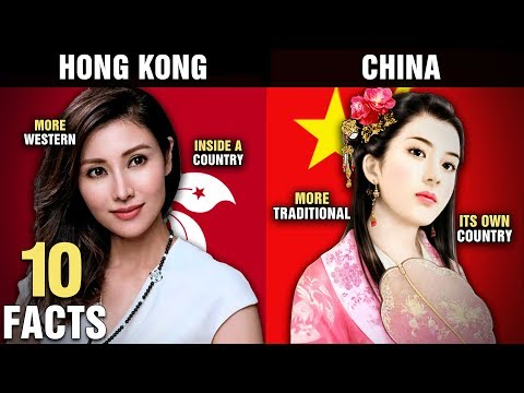 10 Differences Between HONG KONG and CHINA