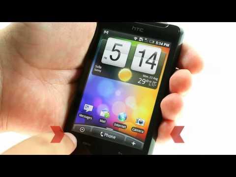HTC Aria UI video demo