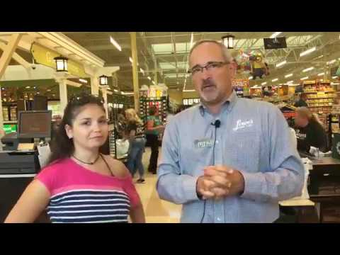 Lowes Foods Grand Opening Youtube