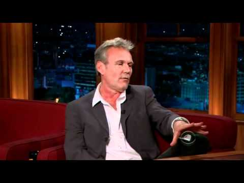 Anthony Head on Late Late Show with Craig Ferguson