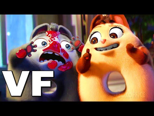 LES BOUCHETROUS Bande Annonce VF (Animation, 2021)