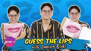 Guess The Lips Challenge with Jameson Blake | Hotspot 2019 Episode 1651