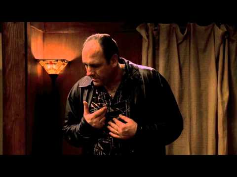 The Sopranos  Tony fights and tries to choke Gloria