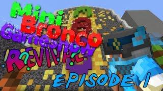 Mini Bronco Gameshow REVIVAL Season 1 Episode 1- Mine Diamonds!