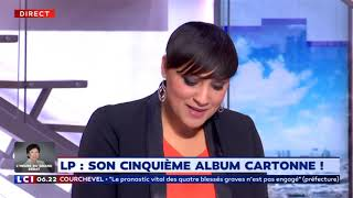 Heart to Mouth le 5me album de LP La Matinale LCI